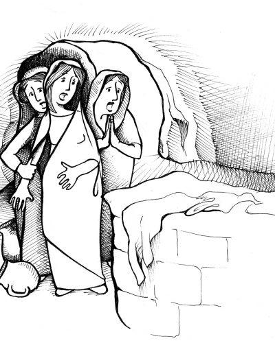 Dabar dibujos Pascua