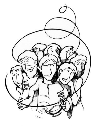 Dabar dibujos Pentecostés