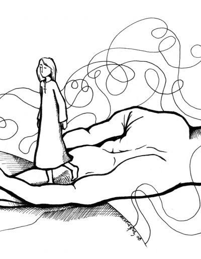 Dabar dibujos Santísima Trinidad