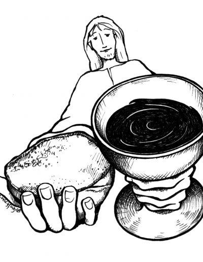 Dabar dibujos Corpus Christi