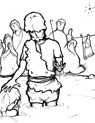 Dabar dibujos 2º Adviento