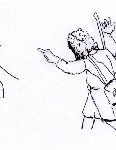 Dabar dibujos Santa María