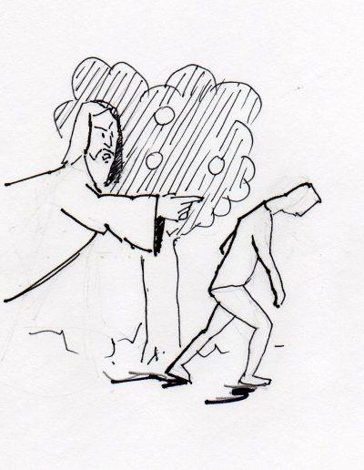 Dabar dibujos 10º Ordinario