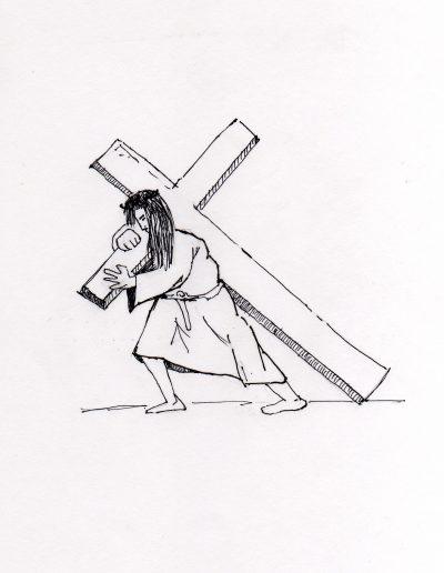 Dabar dibujos Viernes Santo