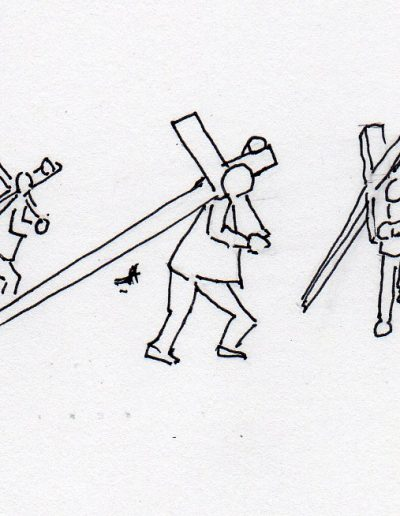 Dabar dibujos 24º Ordinario