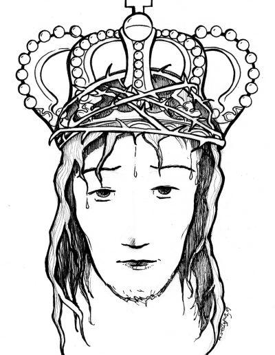 Dabar dibujos Cristo Rey del Universo