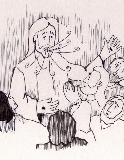 Dibujos Dabar Pentecostés