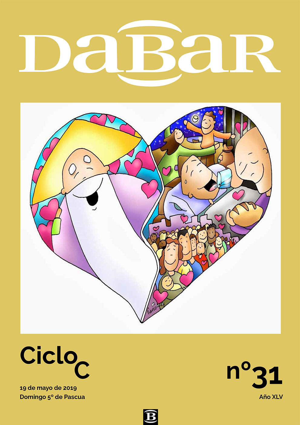 Dabar Revista numero 16