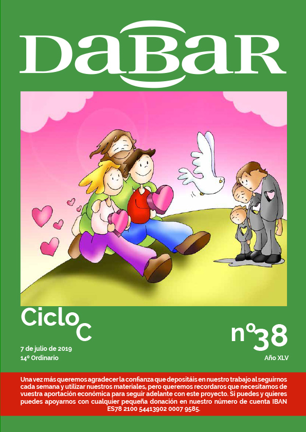 Dabar Revista numero 38