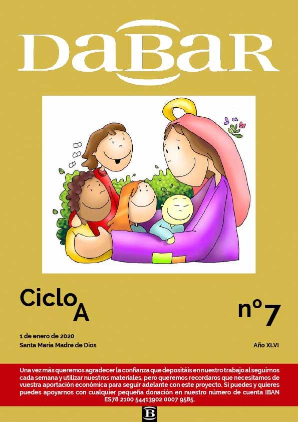 Dabar Revista numero 7 ciclo A
