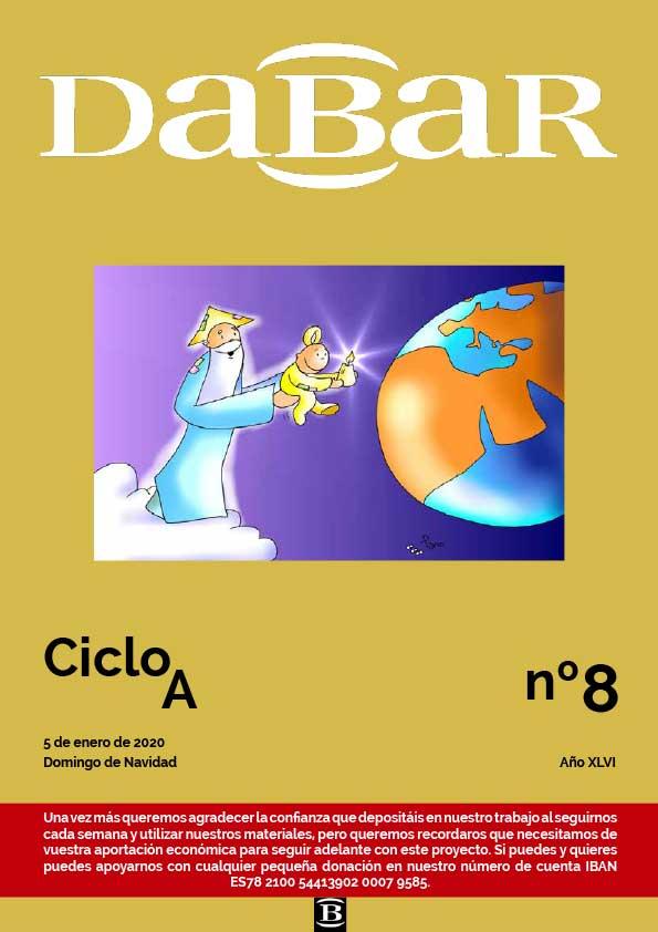 Dabar Revista numero 8 ciclo A