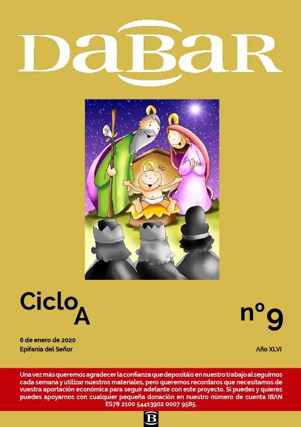 Dabar Revista numero 9 ciclo A