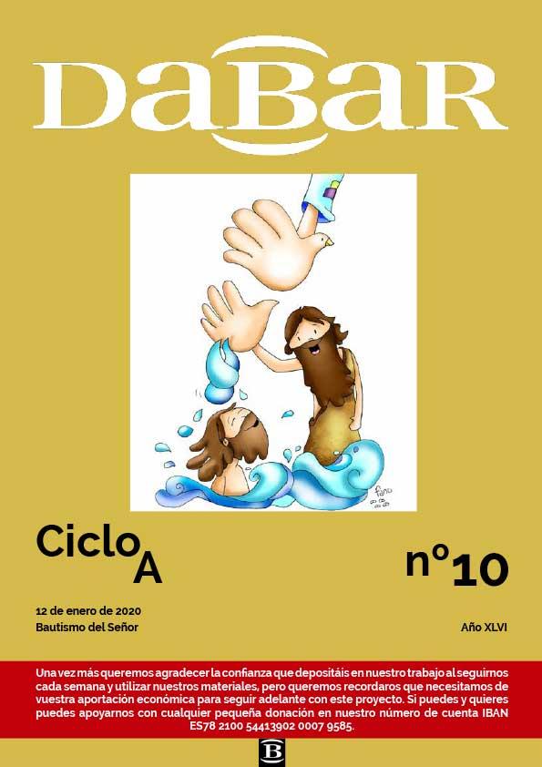 Dabar Revista numero 10 ciclo A