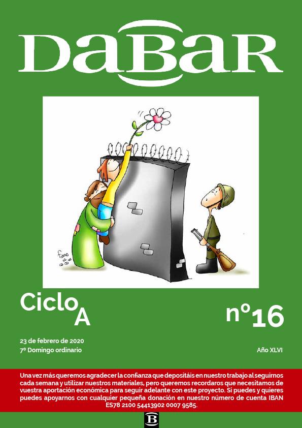 Dabar Revista número 16 ciclo A