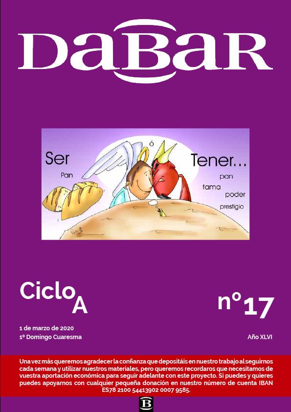 Dabar Revista número 17 ciclo A