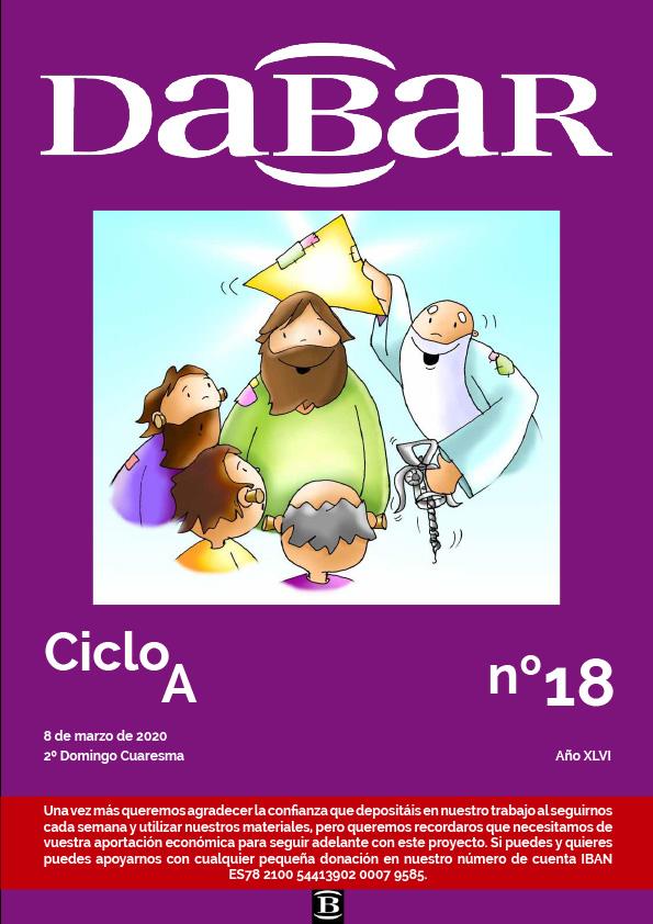 Dabar Revista número 18 ciclo A