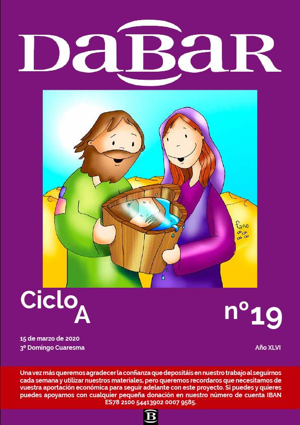 Dabar Revista número 19 ciclo A
