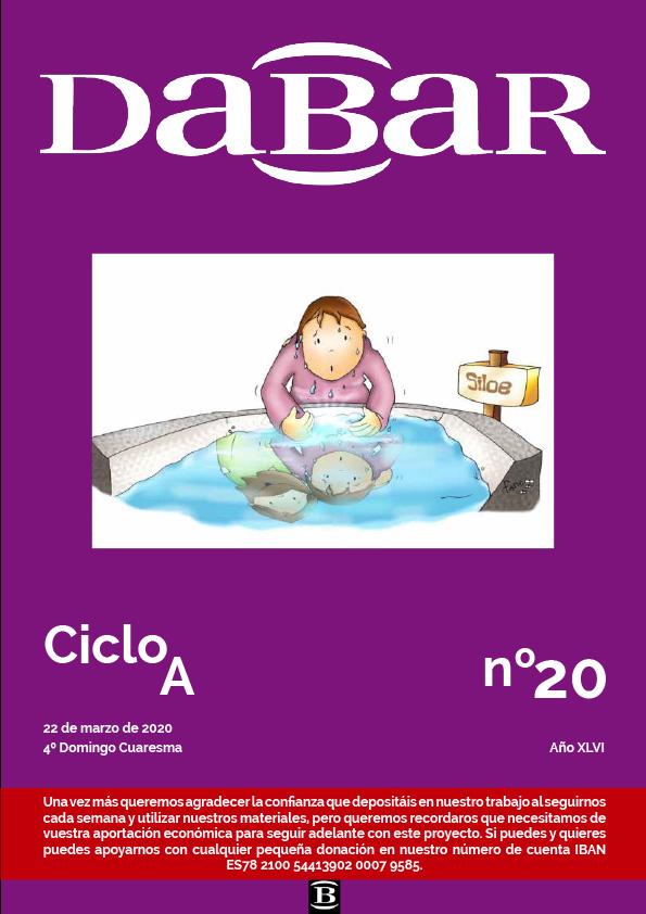 Dabar Revista número 20 ciclo A