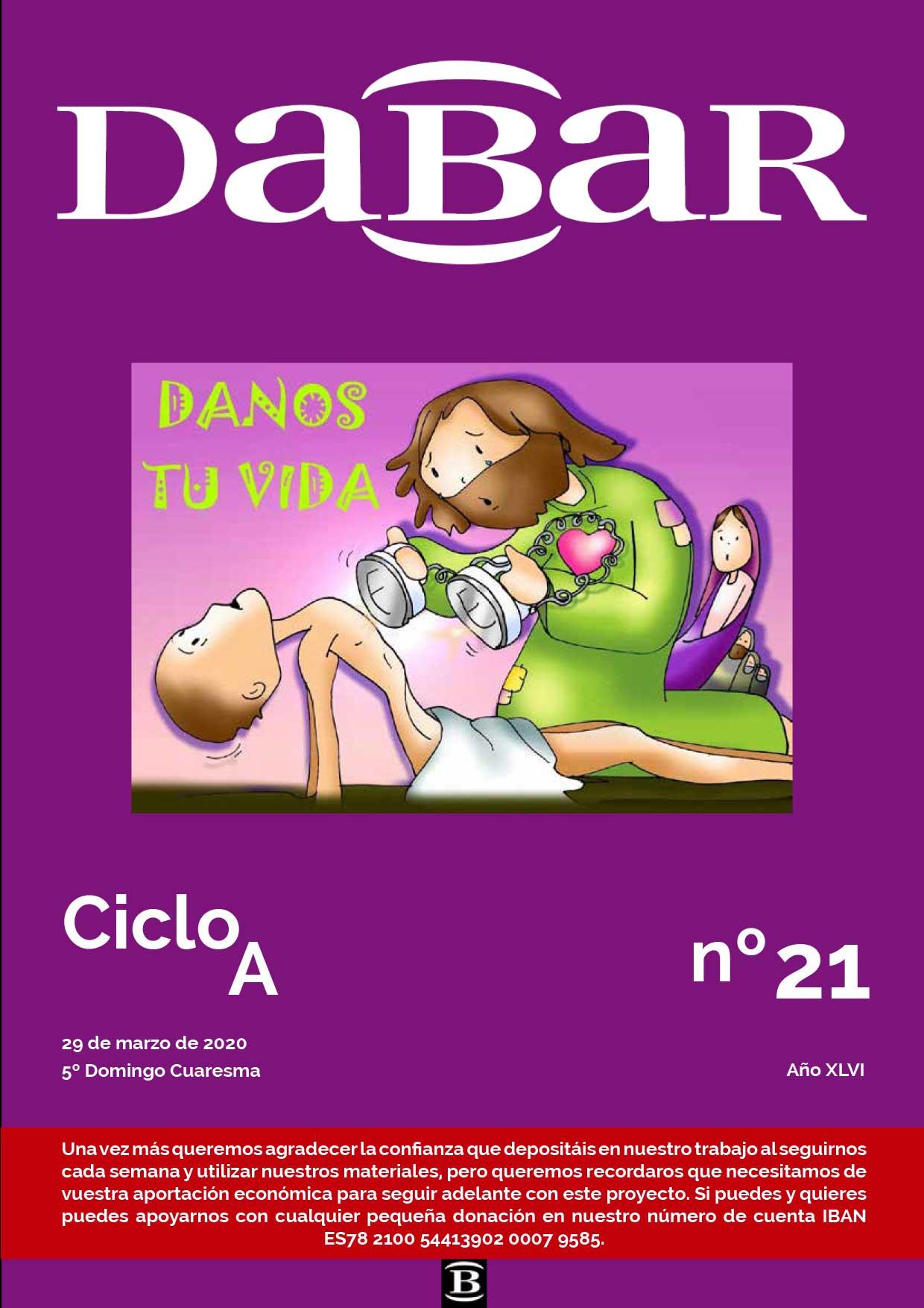 Dabar Revista numero 21 ciclo A