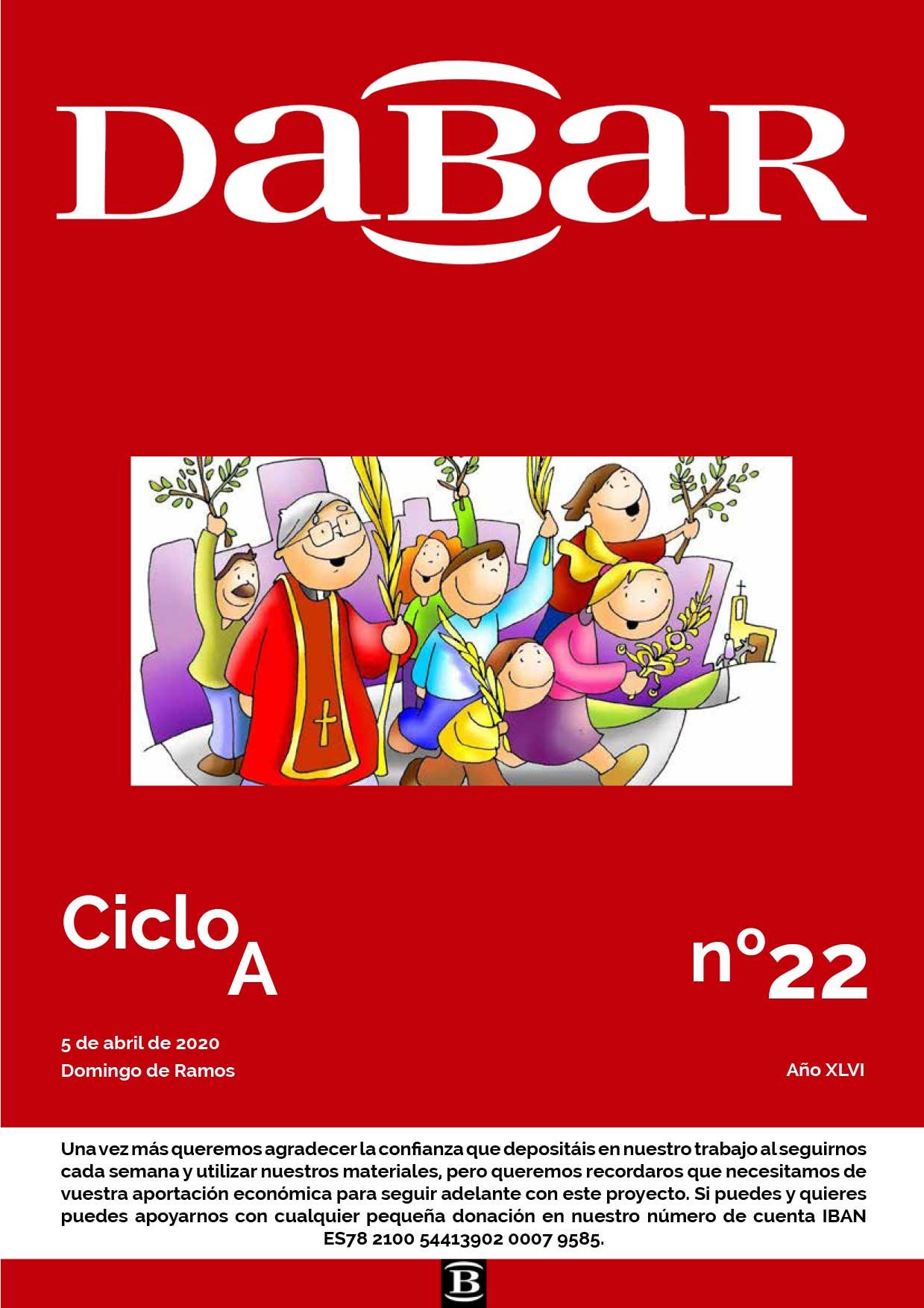 Dabar Revista numero 22 ciclo A