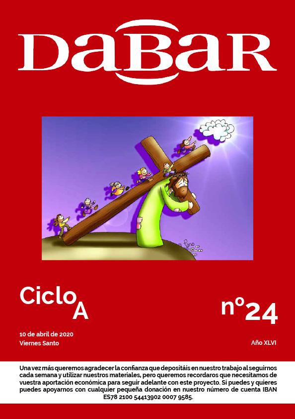 Dabar Revista numero 24 ciclo A
