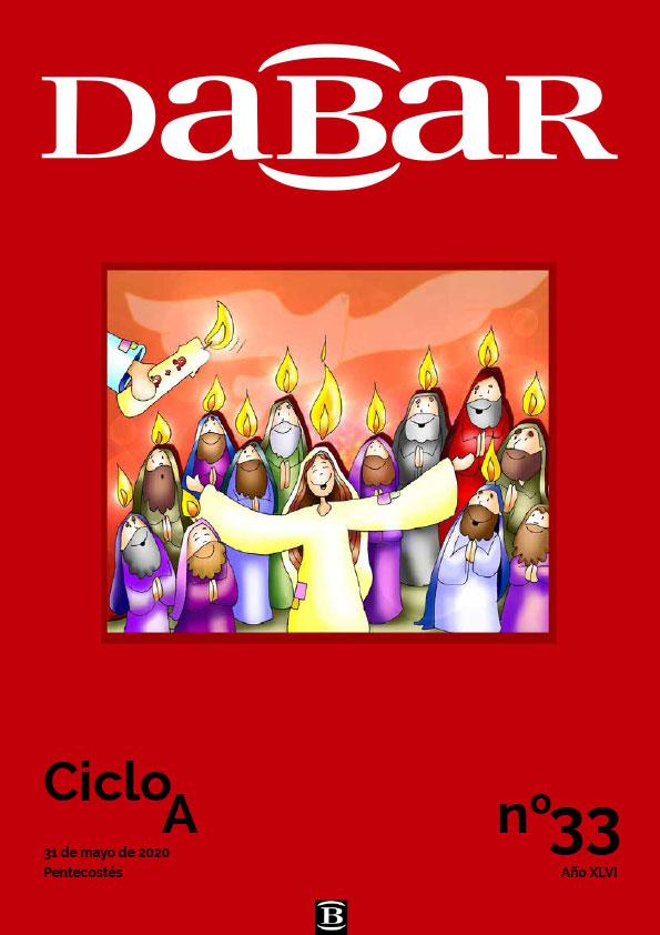 Dabar Revista número 33 ciclo A