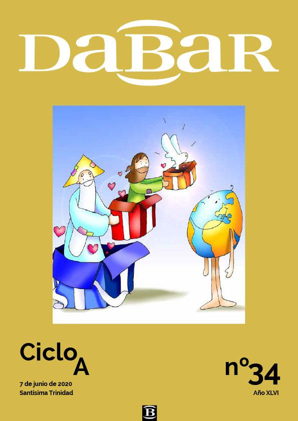 Dabar Revista número 34 ciclo A