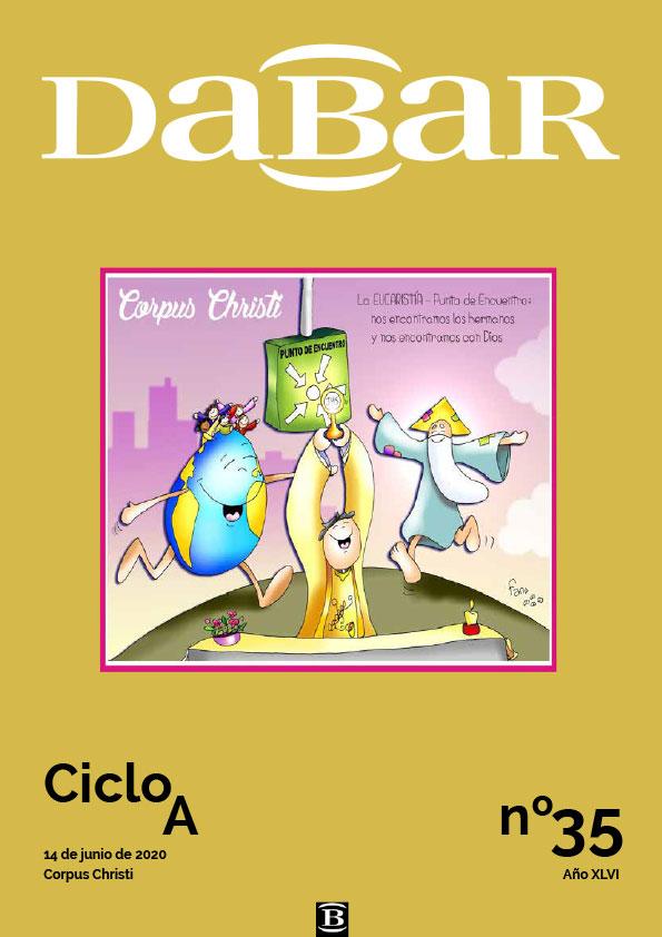 Dabar Revista numero 35 ciclo A