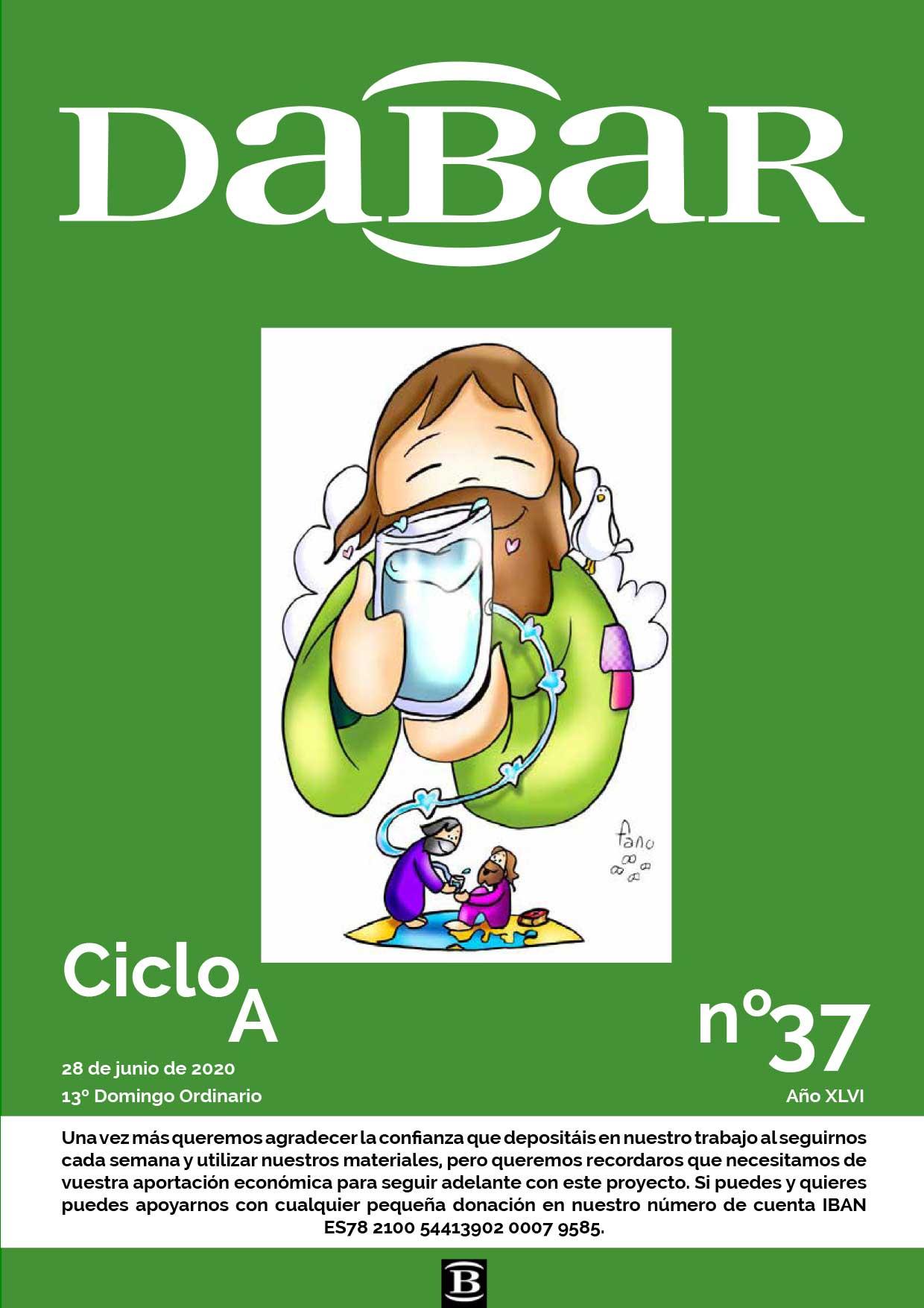 Dabar Revista numero 37 ciclo A