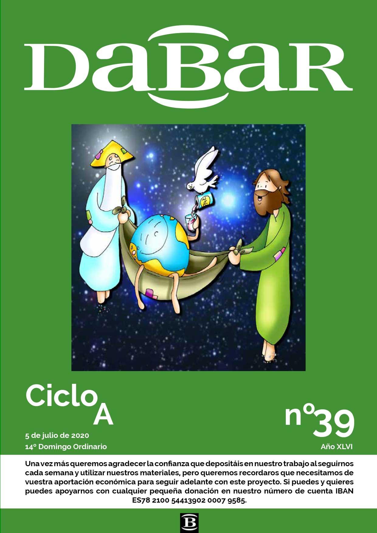 Dabar Revista numero 39 ciclo A