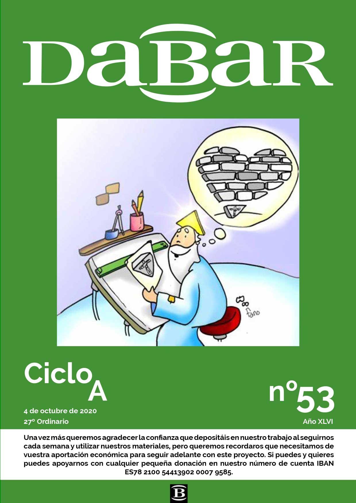 Dabar Revista numero 53 ciclo A