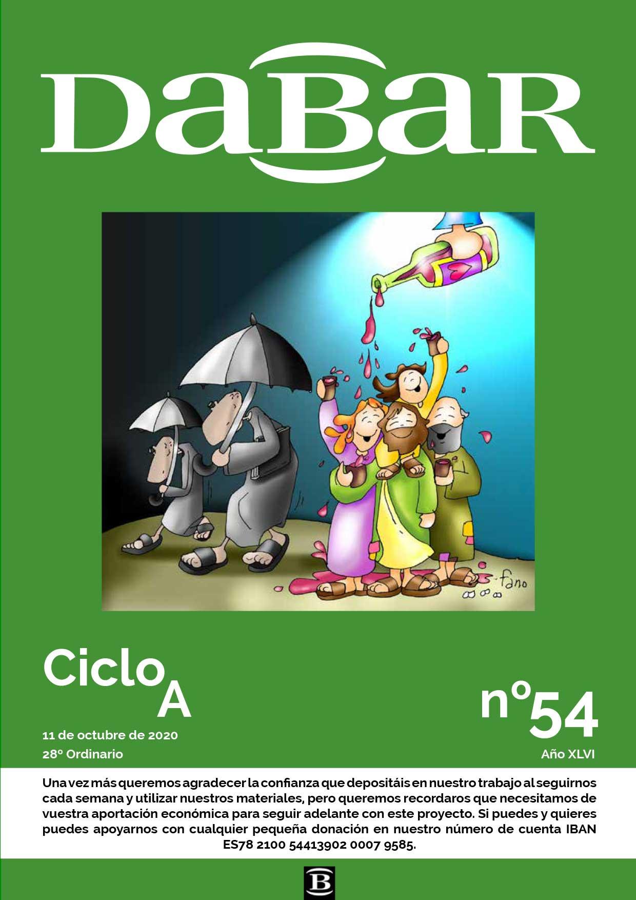 Dabar Revista numero 54 ciclo A