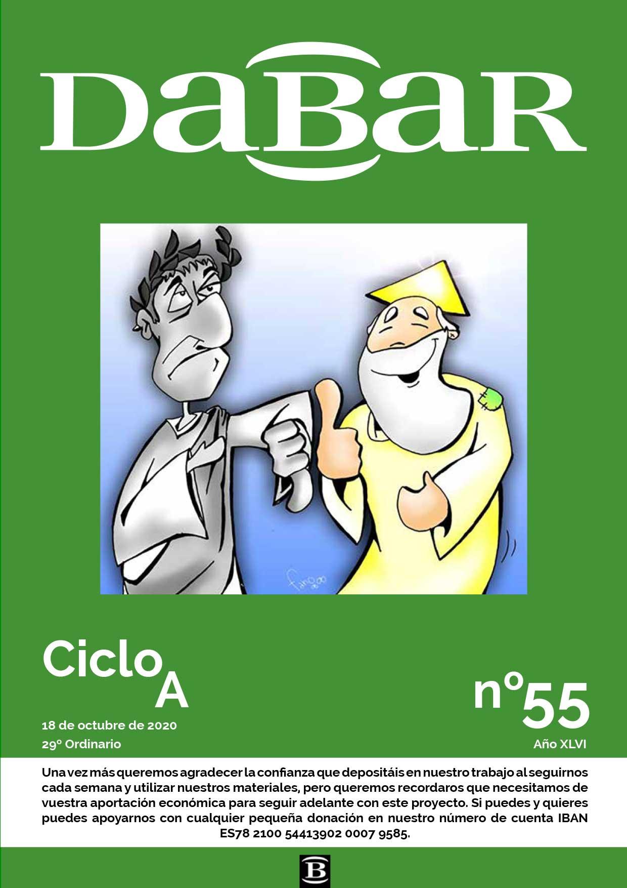 Dabar Revista numero 55 ciclo A