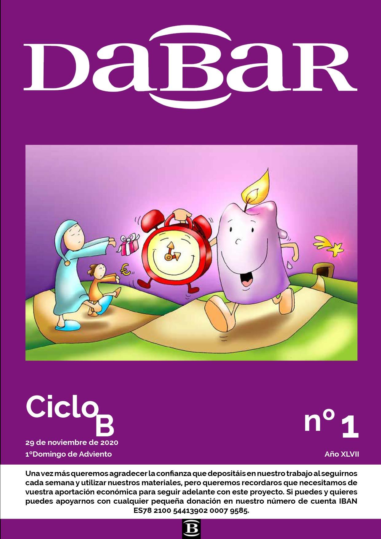 Dabar Revista número 1 ciclo B