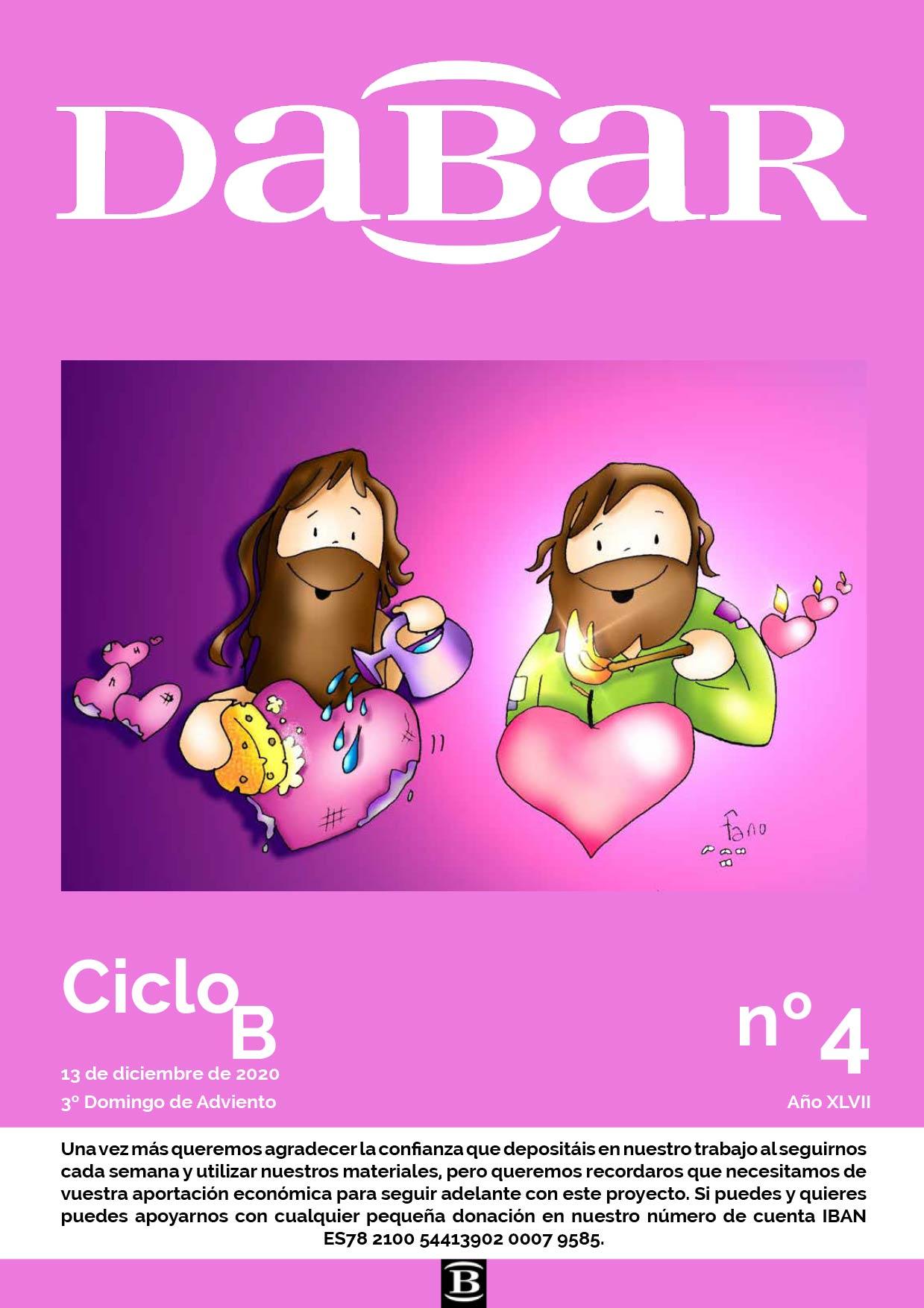 Dabar Revista número 4 ciclo B