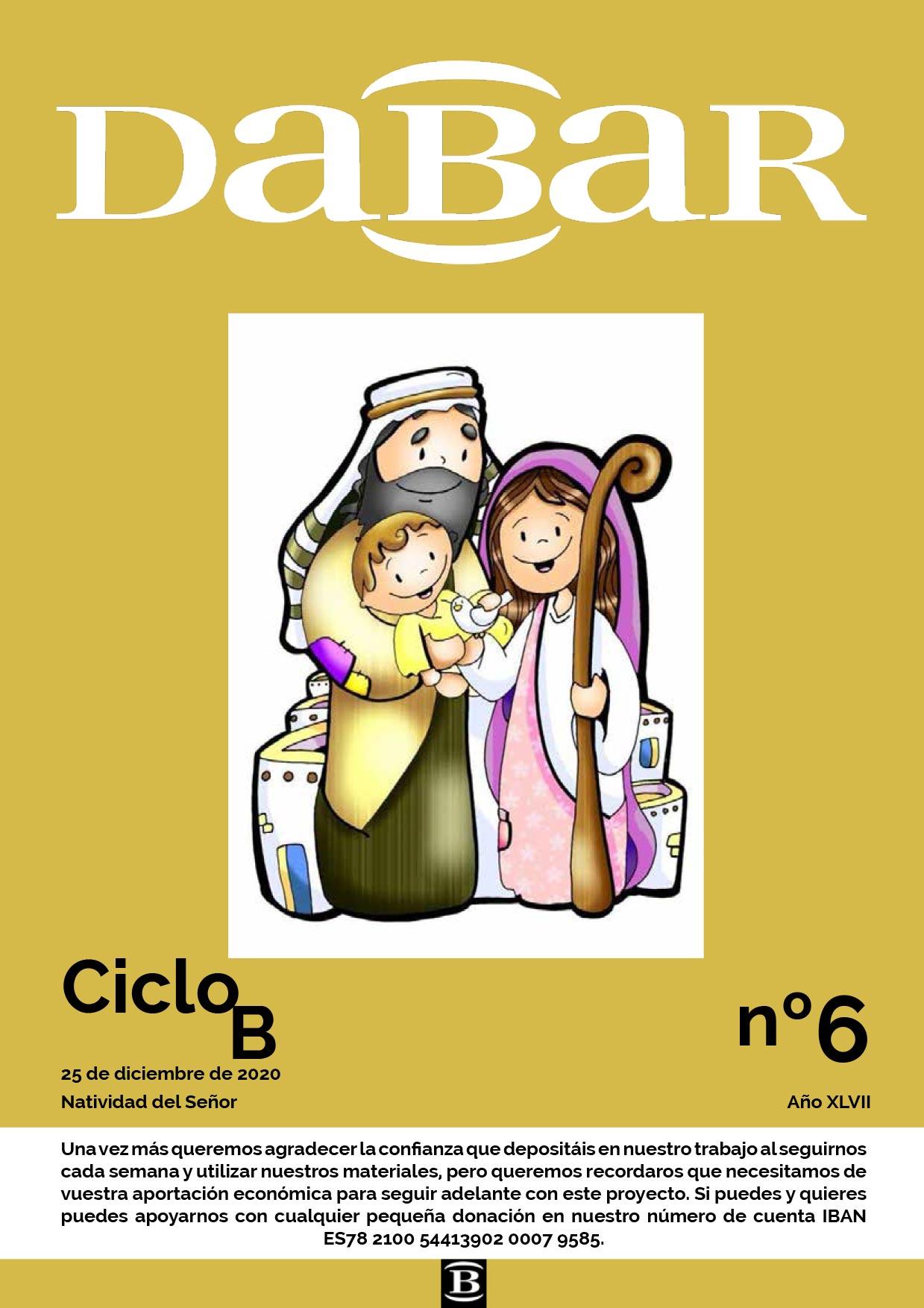 Dabar Revista numero 6 ciclo B