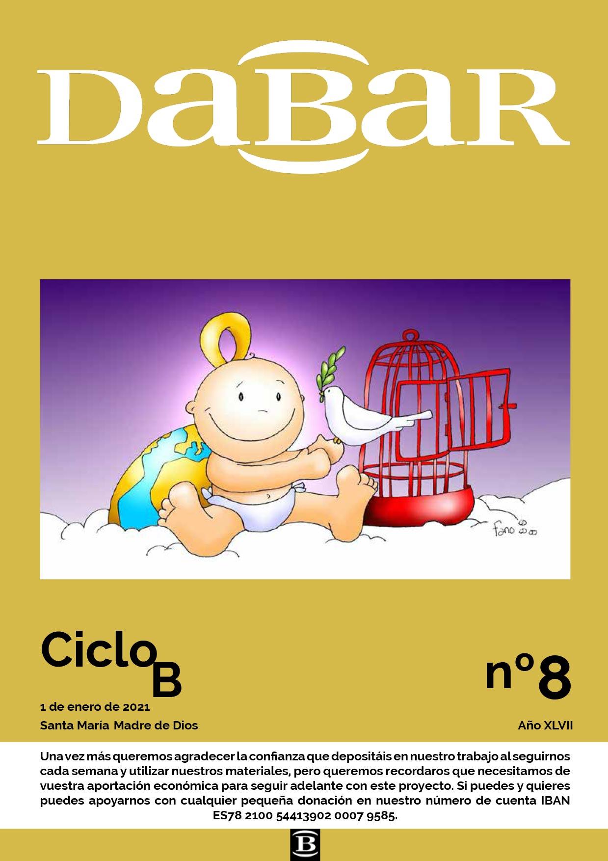 Dabar Revista numero 8 ciclo B