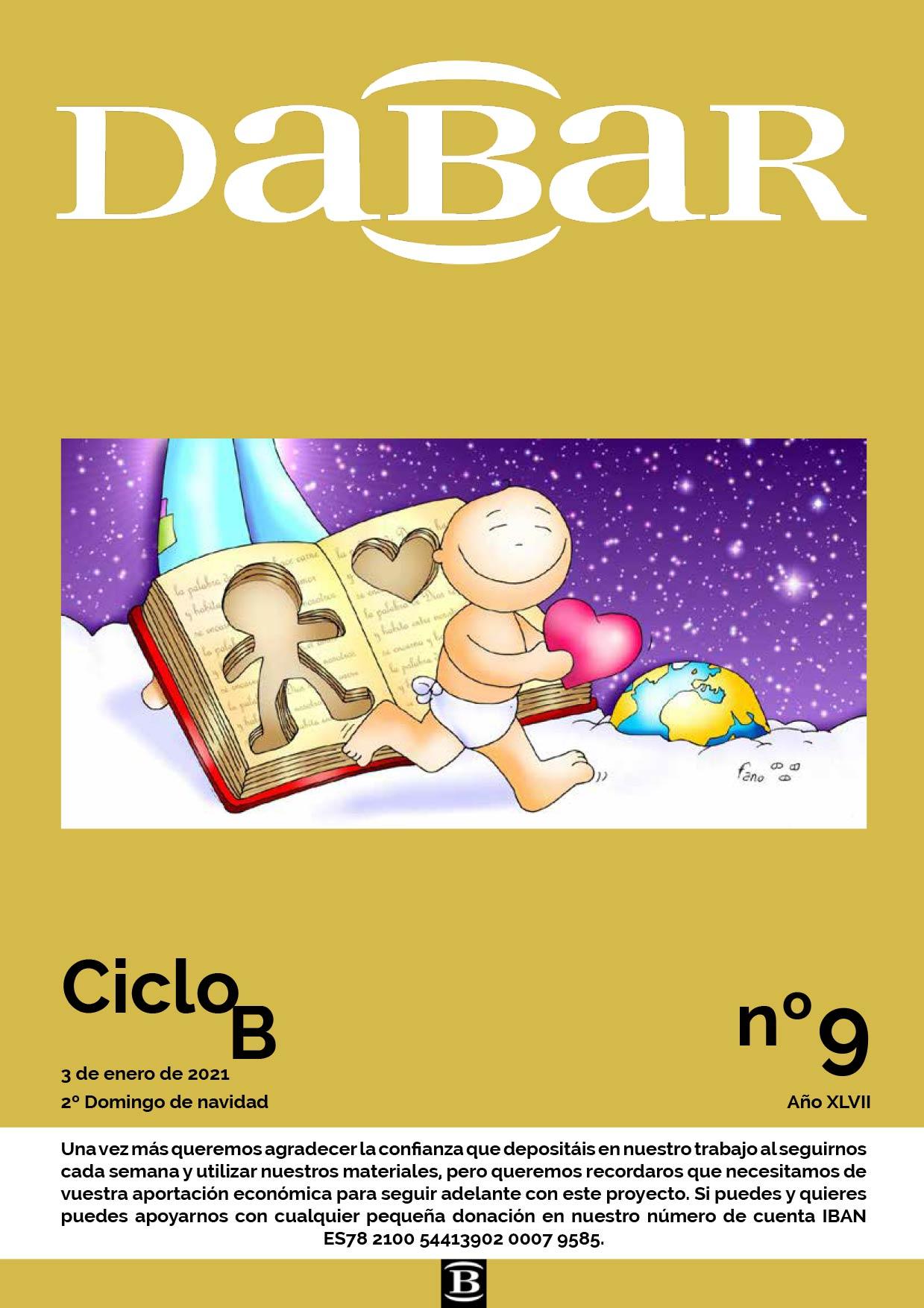 Dabar Revista numero 9 ciclo B
