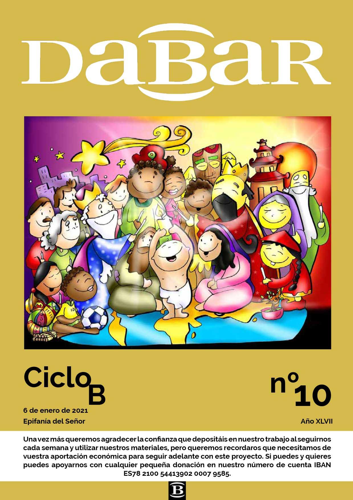 Dabar Revista numero 10 ciclo B