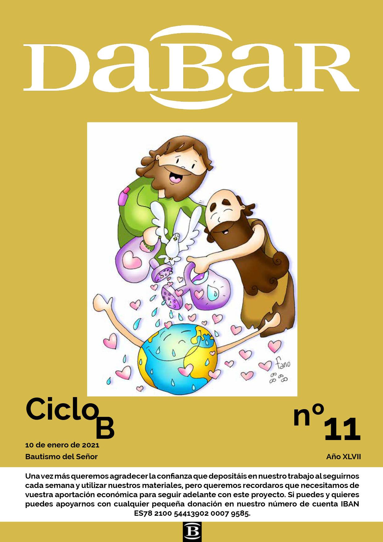Dabar revista 11 ciclo B