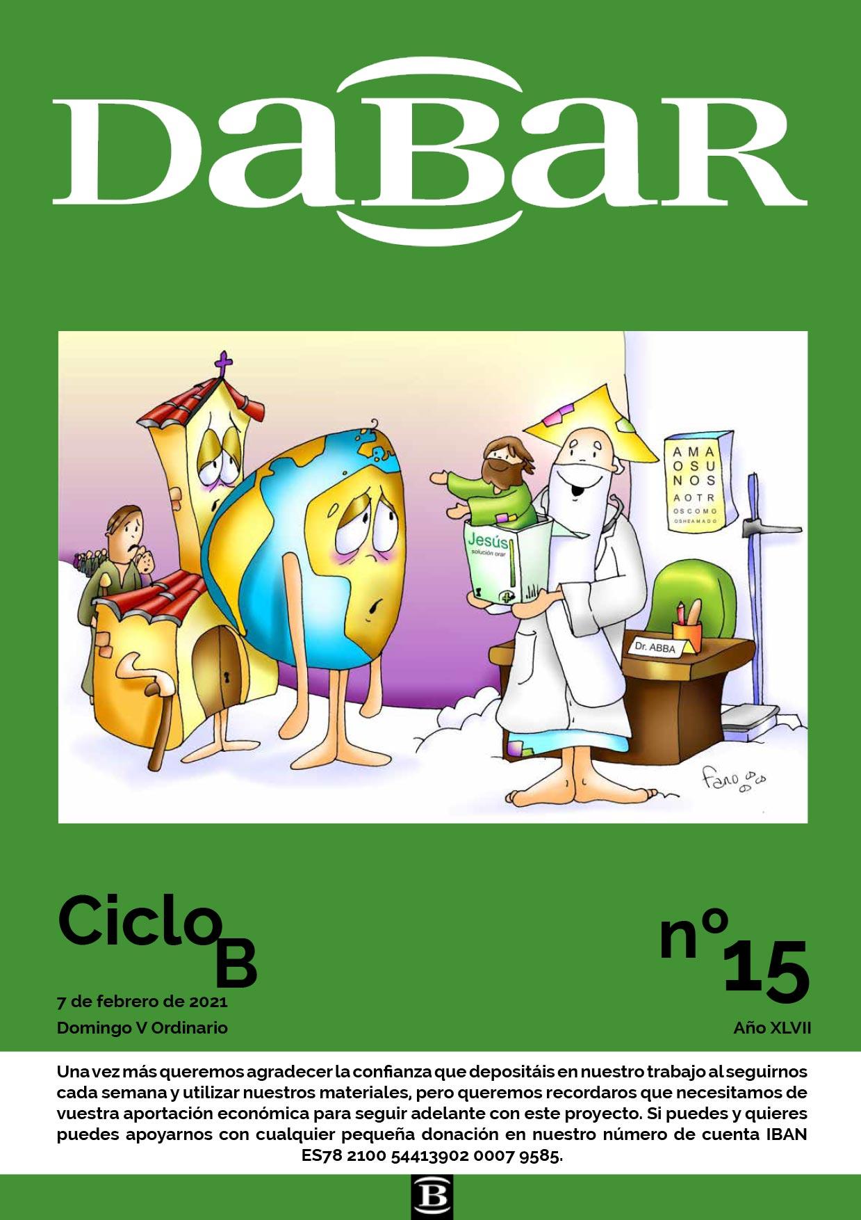 Dabar Revista numero 15 ciclo B