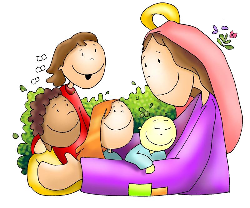 Santa María MADRE De Dios, AÑO NUEVO