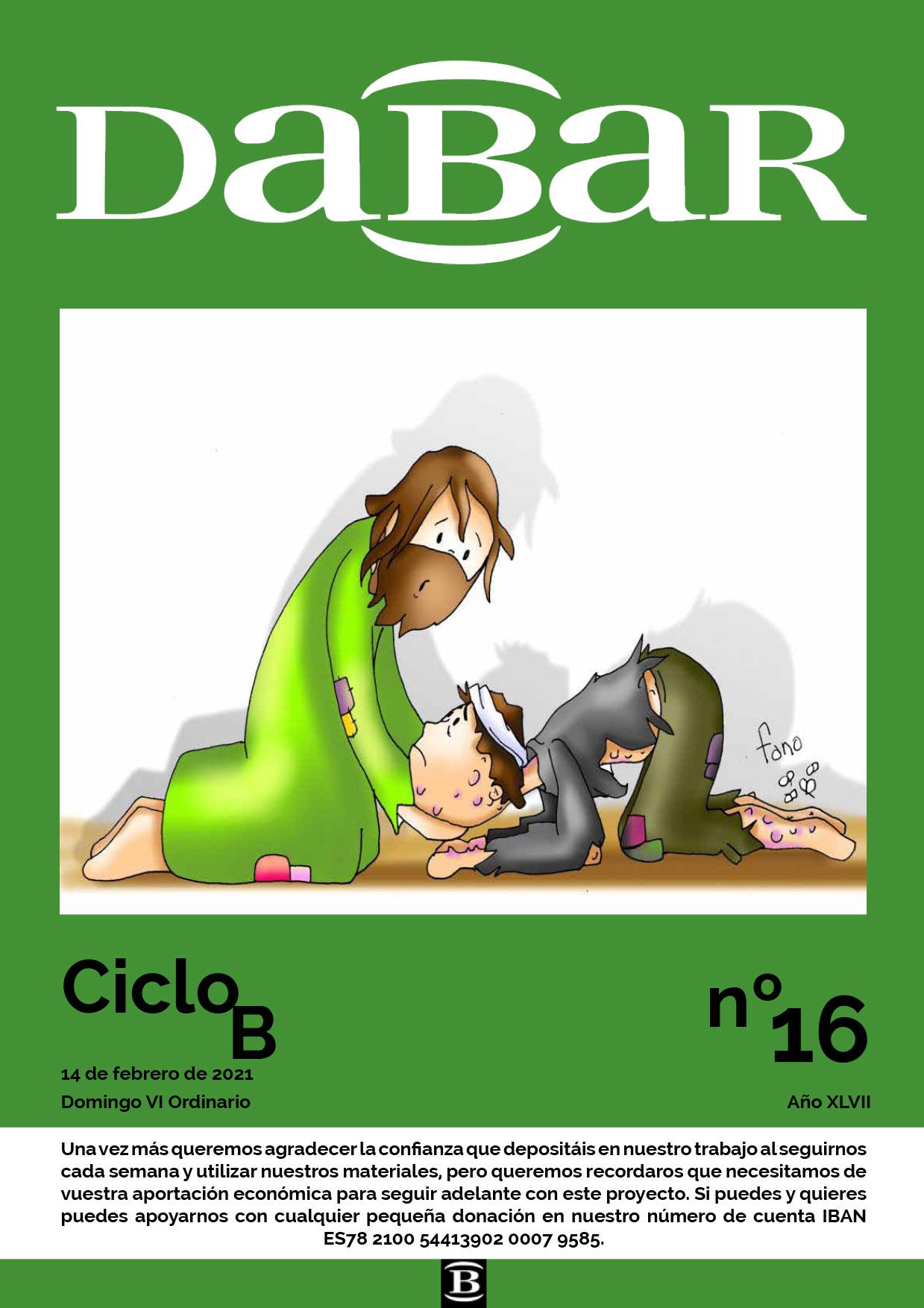 Dabar Revista número 16 ciclo B