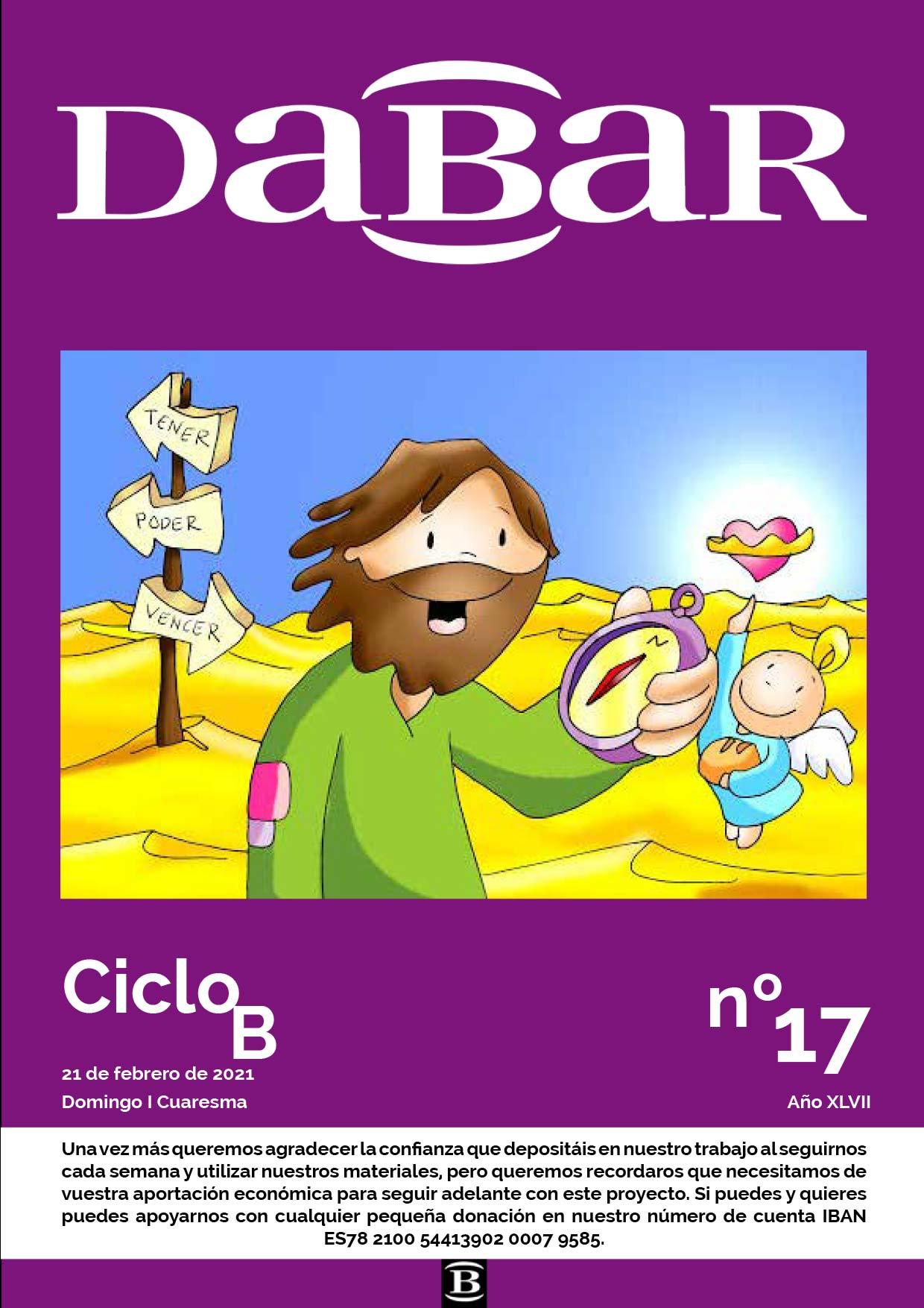 Dabar Revista número 17 ciclo B