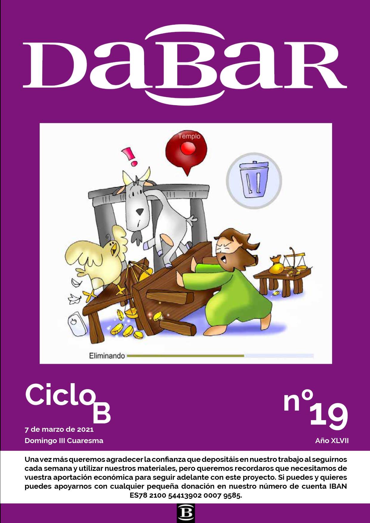 Dabar Revista número 19 ciclo B