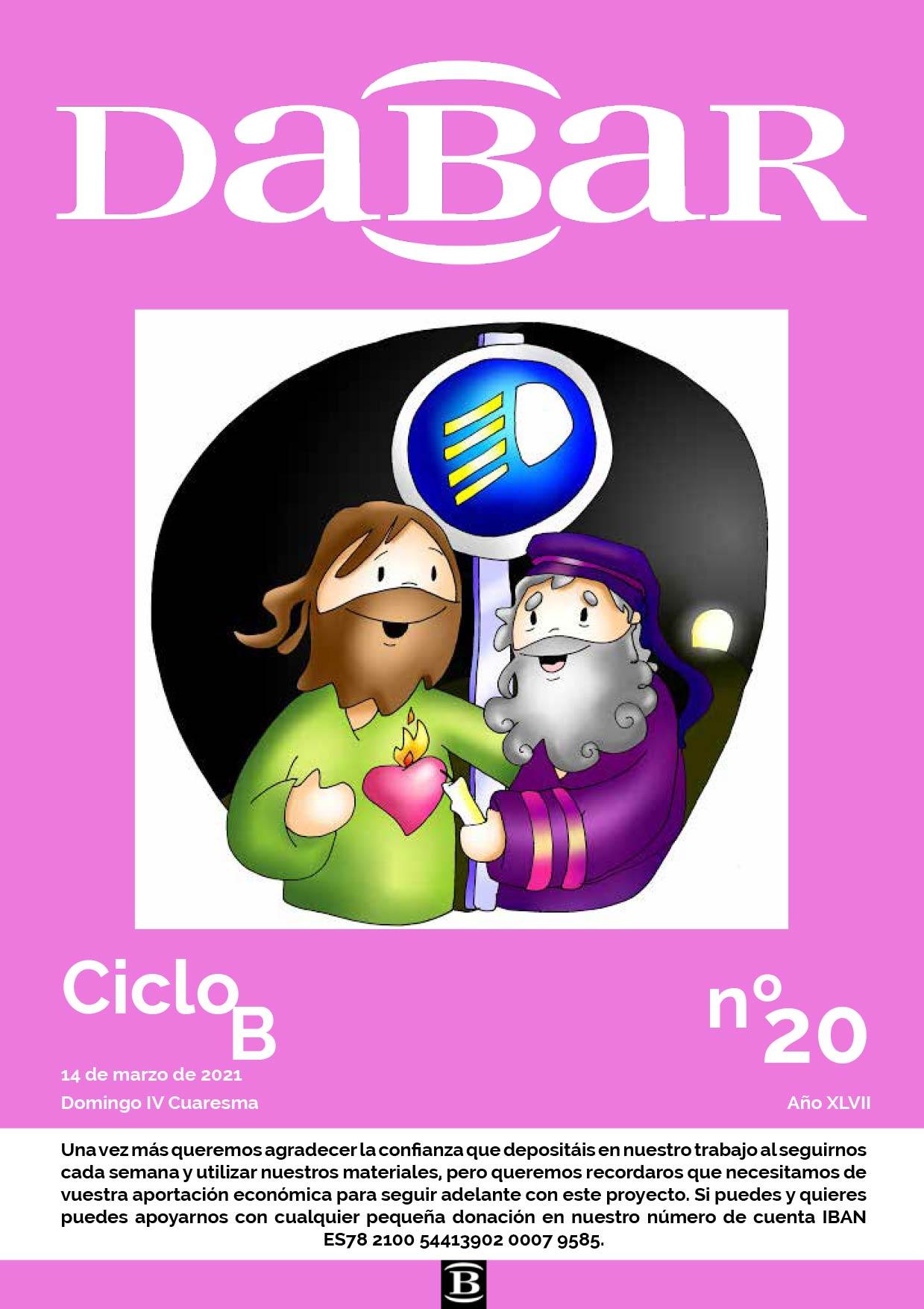 Dabar Revista numero 5 ciclo B