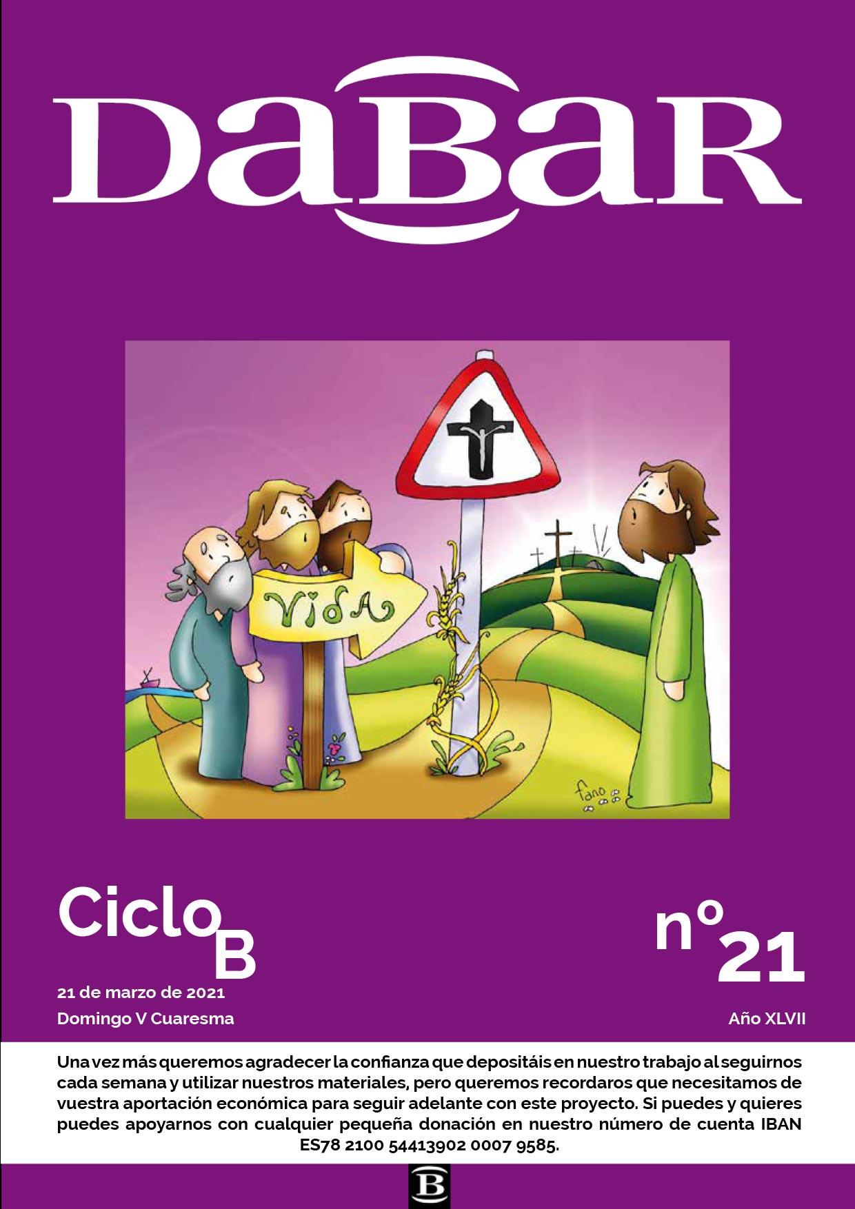 Dabar Revista numero 21 ciclo B