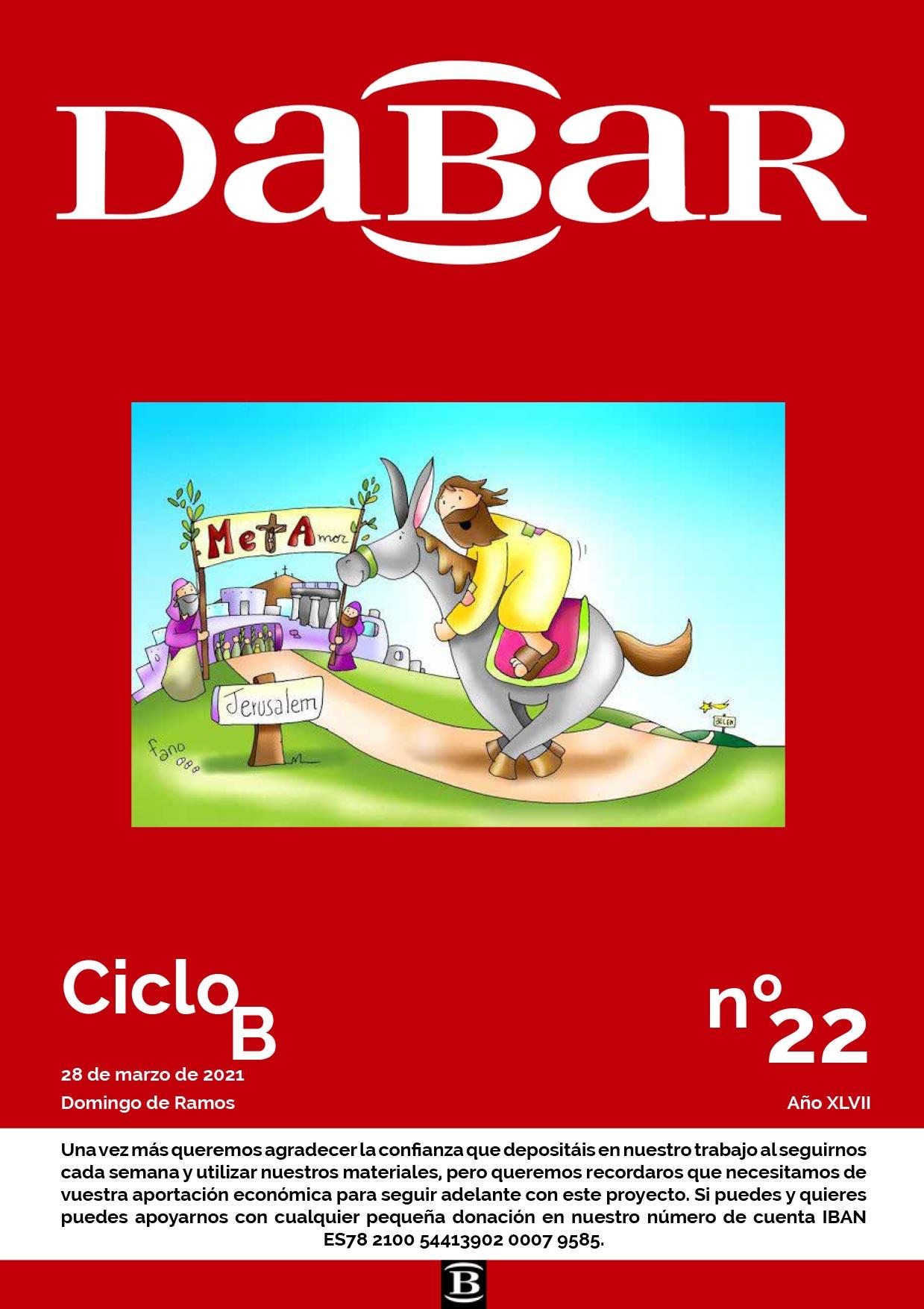 Dabar Revista numero 22 ciclo B