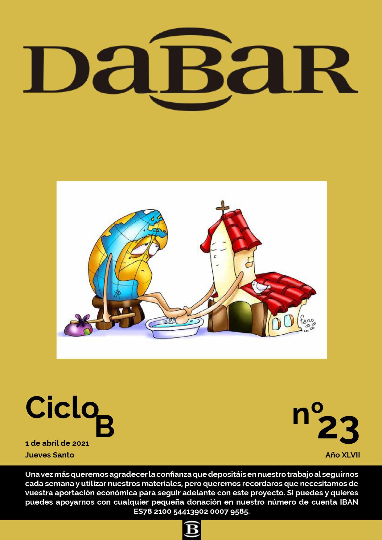 Dabar Revista numero 23 ciclo B