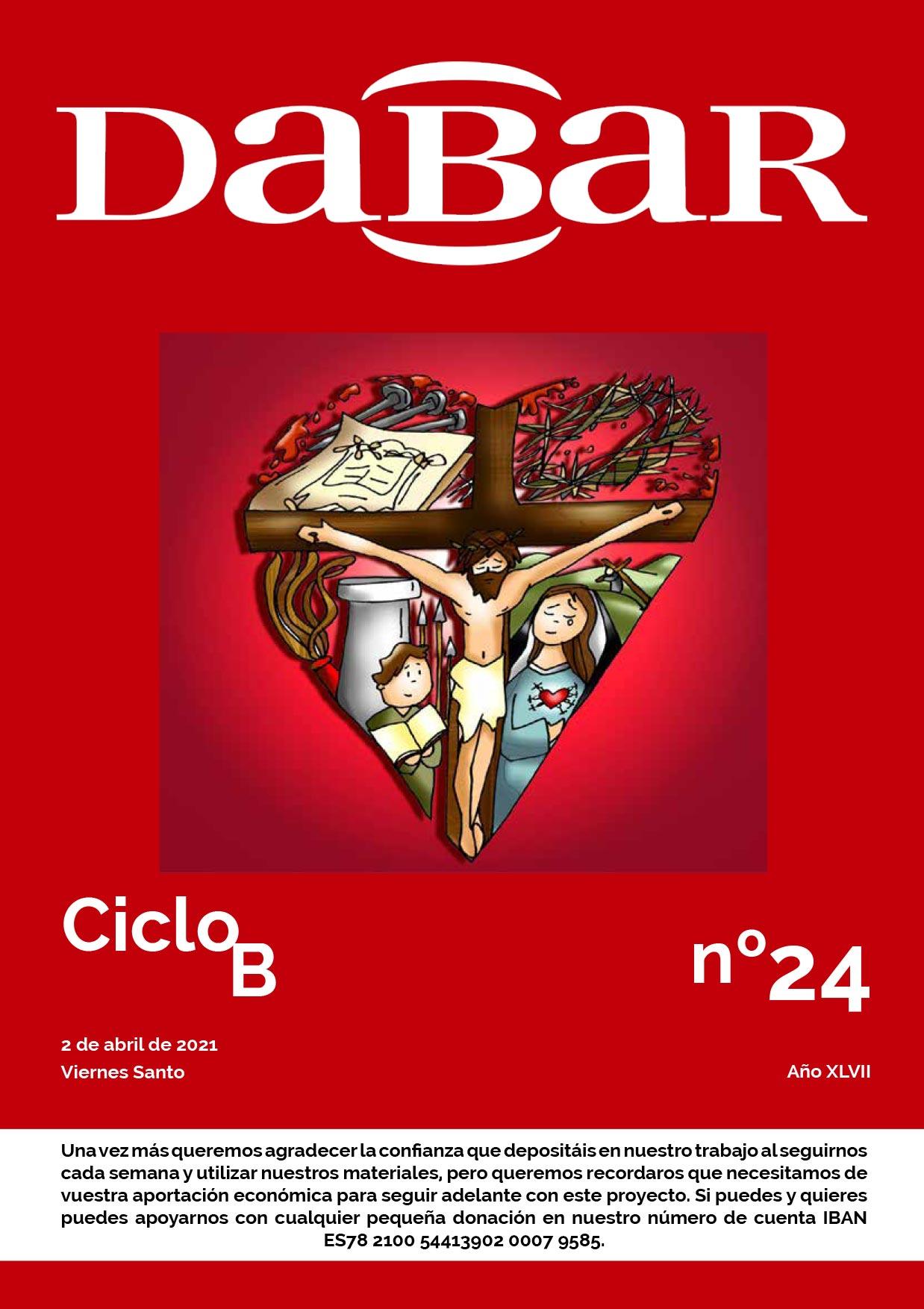Dabar Revista numero 24 ciclo B